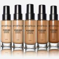 New Smashbox Studio Skin Foundation & Concealer