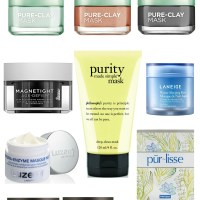 Fast Beauty Fix: Face Masks!