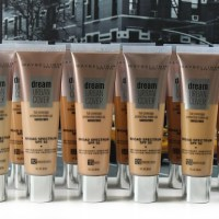 Maybelline New York Dream Urban Cover Makeup