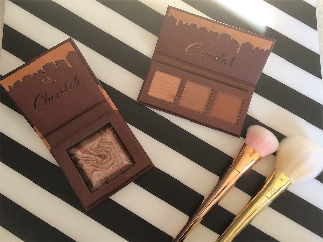 Primark Chocolate Palette and Bronzer