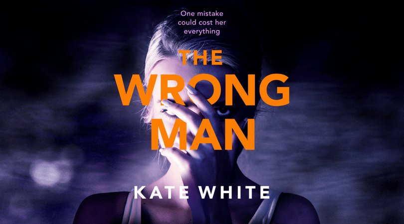 The Wrong Man Book Cover
