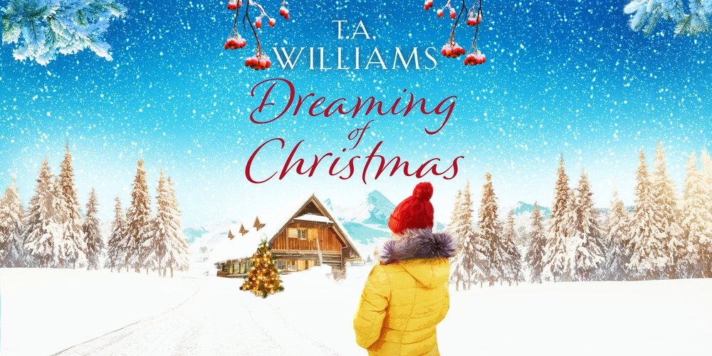 Dreaming of Christmas Cover