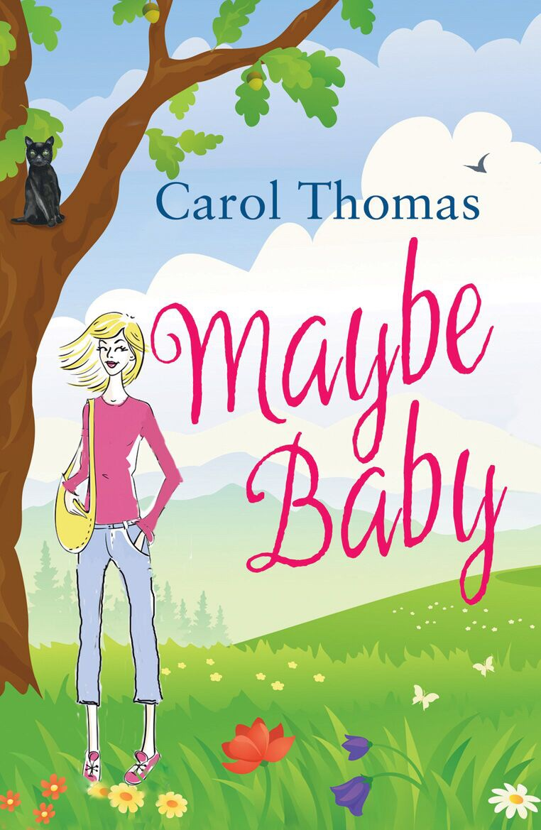 Maybe Baby Book Cover