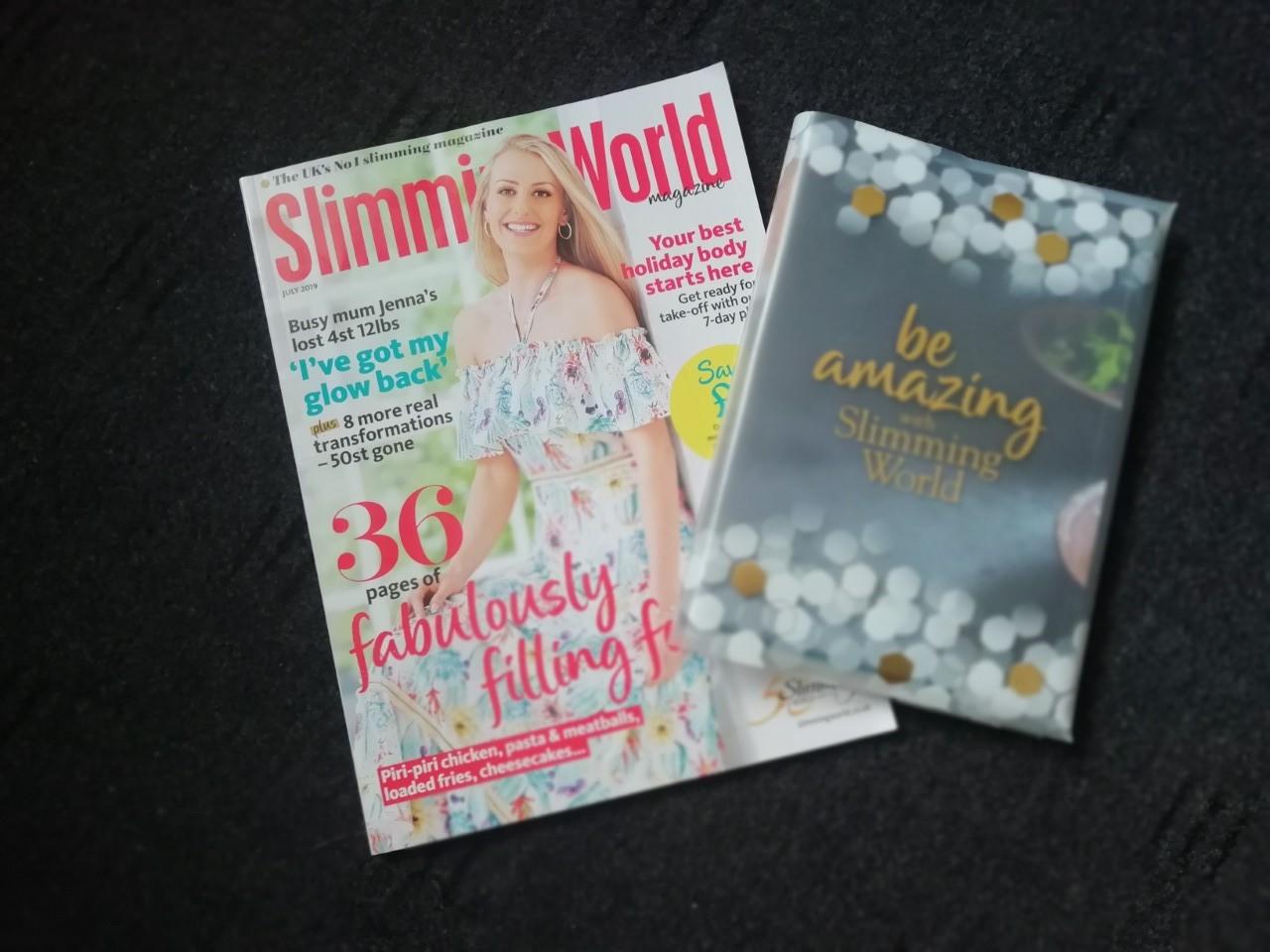 Slimming World Books and magazine