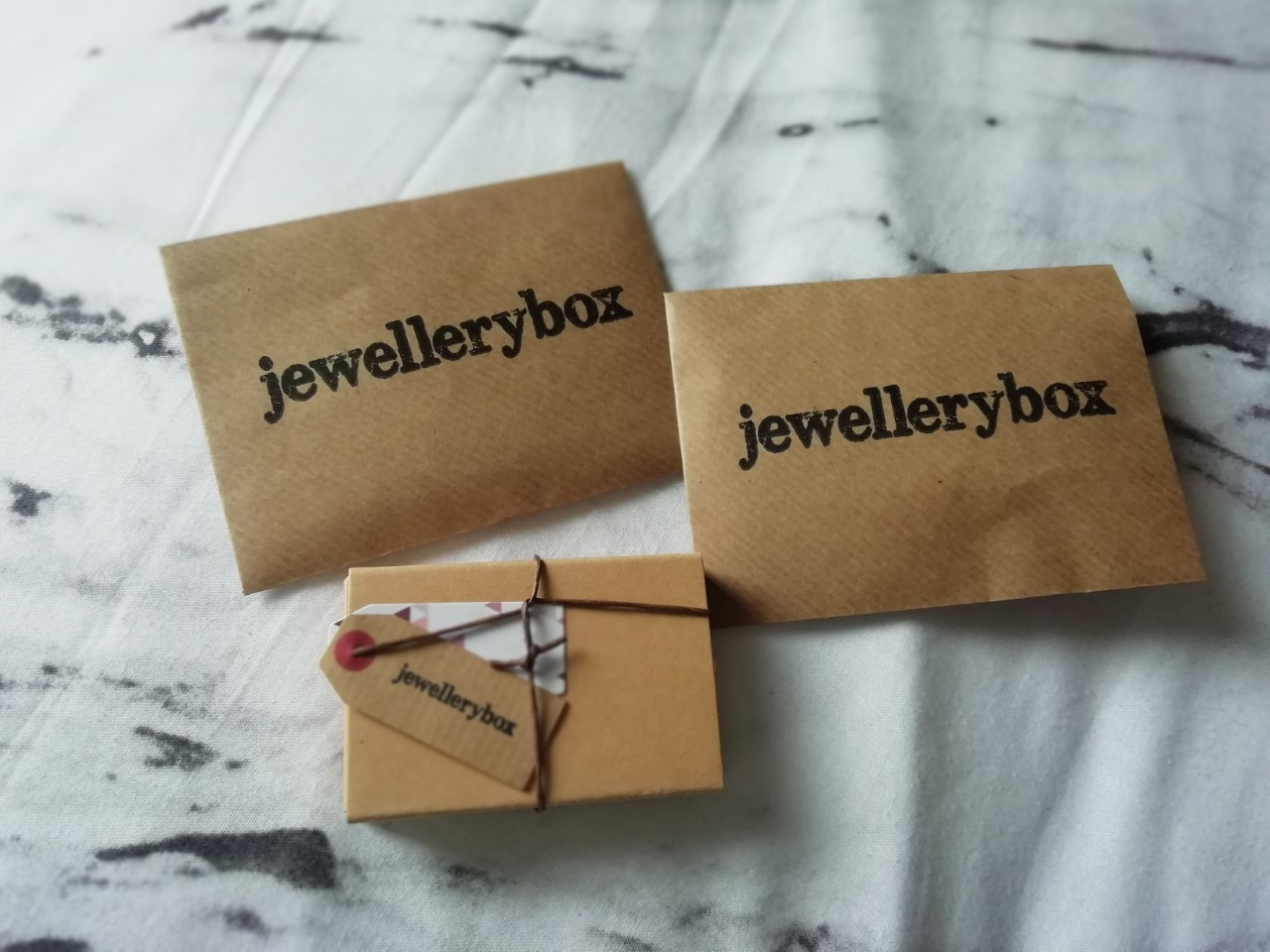 Jewellery Box Packaging
