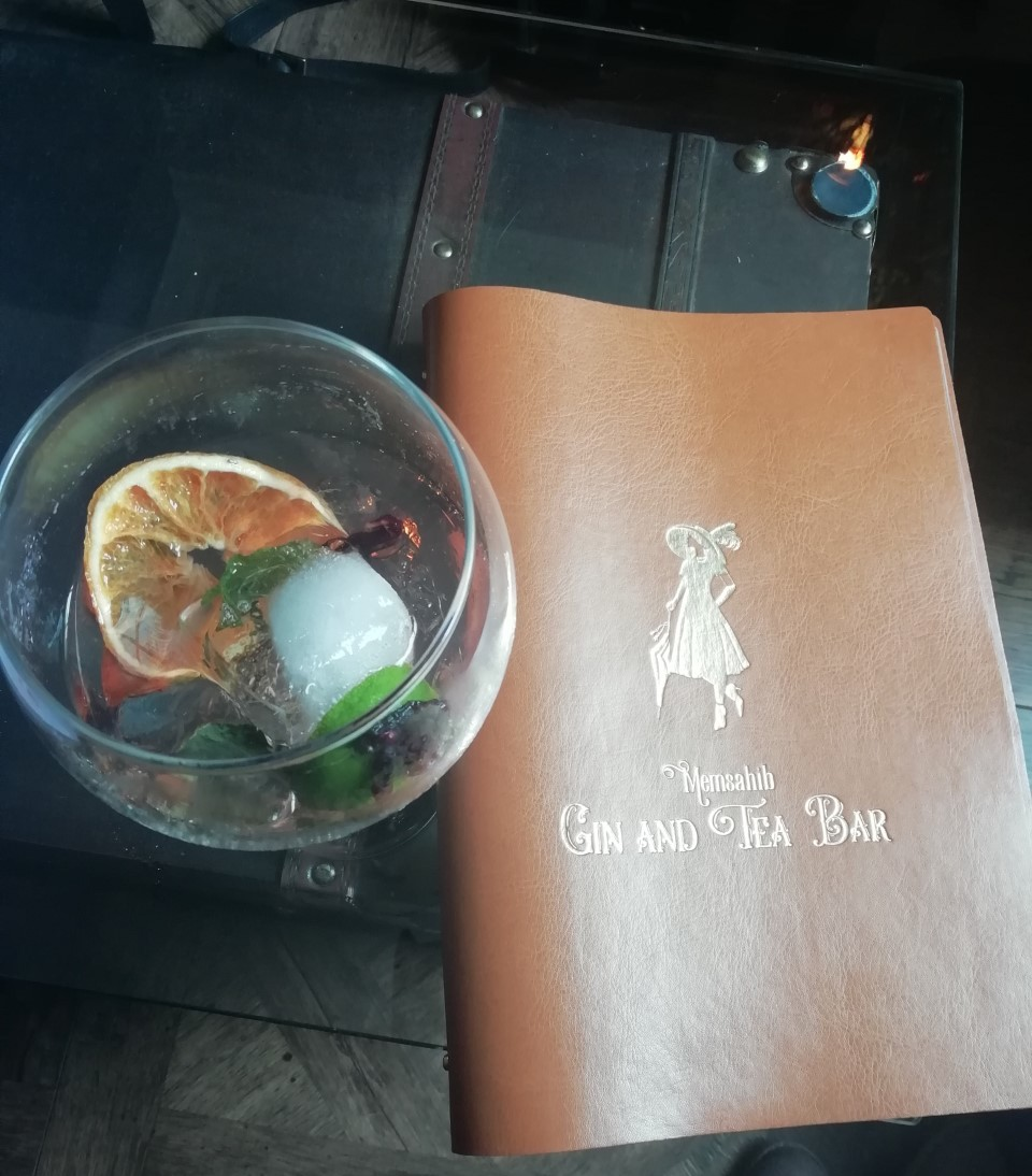 Masala Chai Gin Infusion