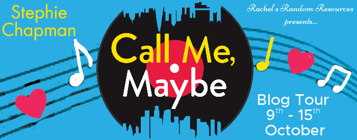 Call Me Maybe Book Cover