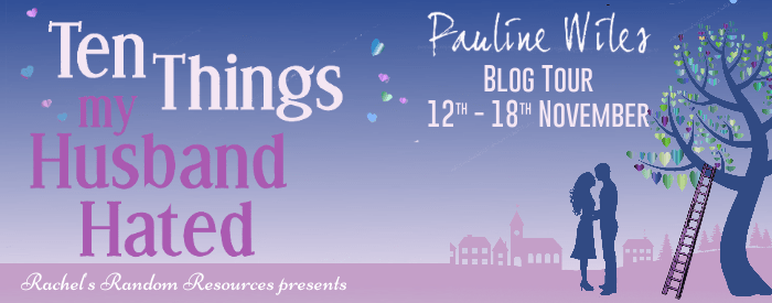 Ten Things my Husband Hated Blog Tour