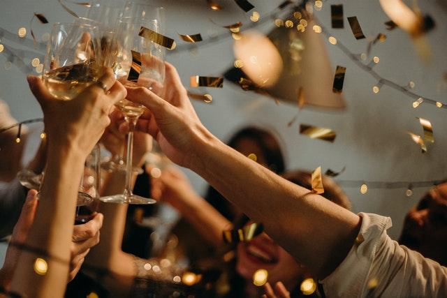 People Celebrating