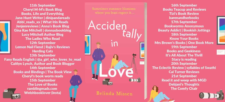 Accidentally in Love Full Tour Banner