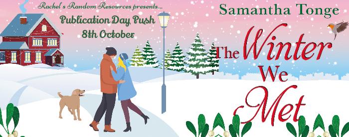 The Winter We Met Blog Tour Banner