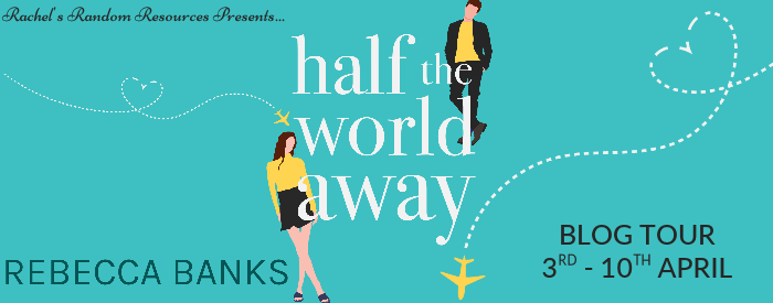 Half The World Away Blog Banner