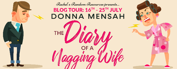 The Diary of a Nagging Wife Blog Tour Banner