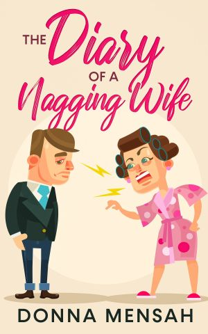 The Diary of a Nagging Wife Book Cover