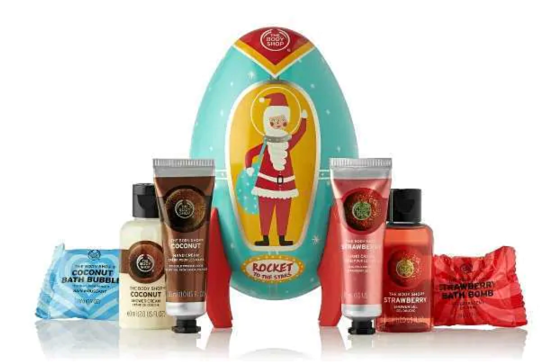 The Body Shop Rocket Gift