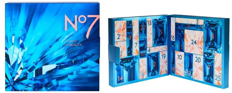 boots no7 beauty advent calendar 2019. Black Bedroom Furniture Sets. Home Design Ideas
