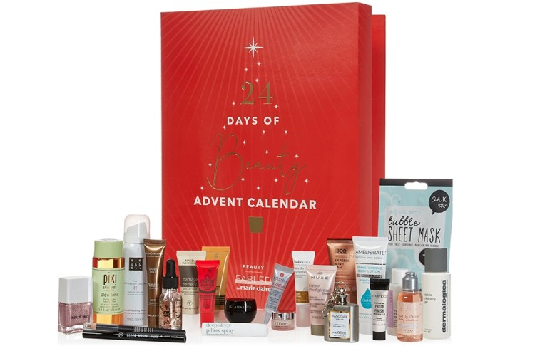 Next beauty advent calendar 2019