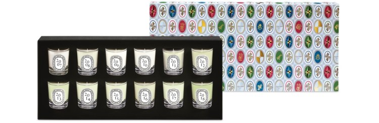 DIPTYQUE CHRISTMAS GIFTS