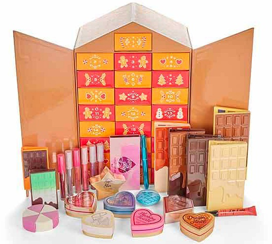 I Heart Revolution Gingerbread House