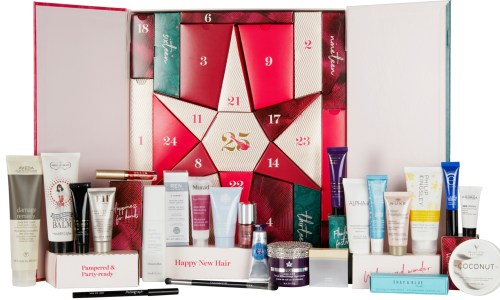 M&S beauty advent calendar 2019 - The LDN Diaries