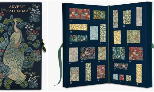 Morris & Co advent calendar 2019