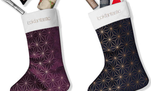 Look Fantastic Christmas Stockings