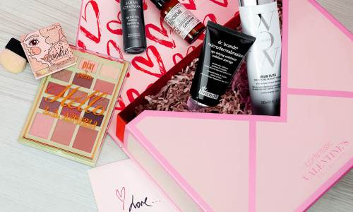 lookfantastic Valentines beauty box 2019