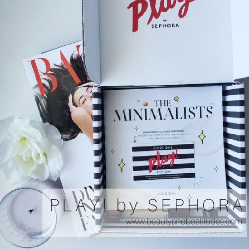 Play! by Sephora Review