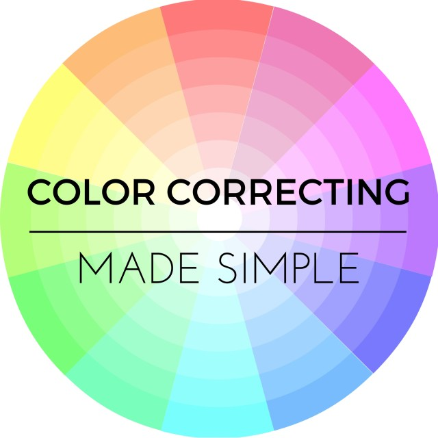 COLOR CORRECTING made simple