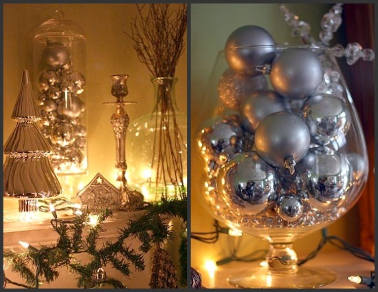 Frugal Holiday Decor: Last Minute Holiday Decorating