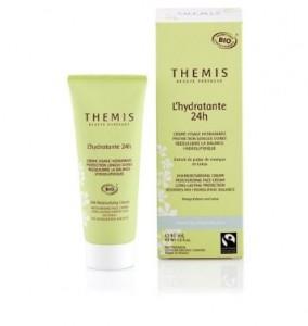 Crème hydratante visage L'hydratante 24 h de THEMIS