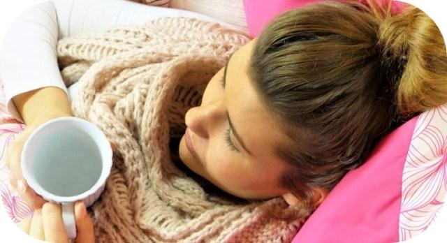 Ma routine pour prévenir les rhumes