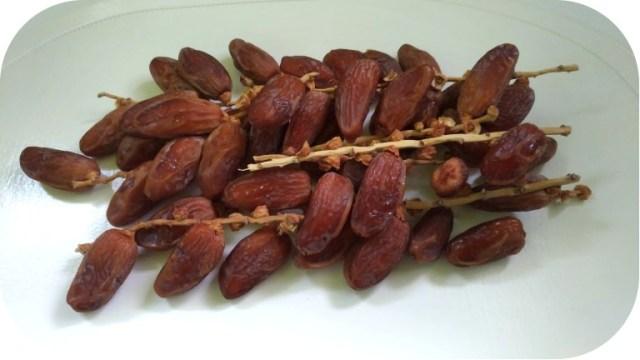 recette barres healthy dattes