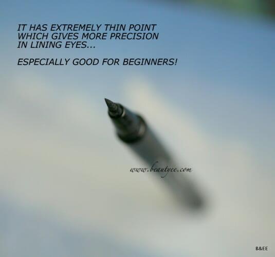 Stila Stay All Day Liquid Eyeliner Pen Review