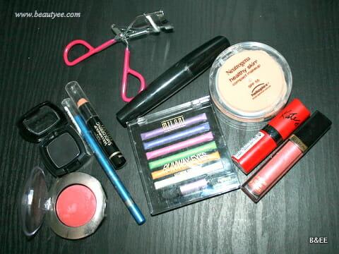today's makeup