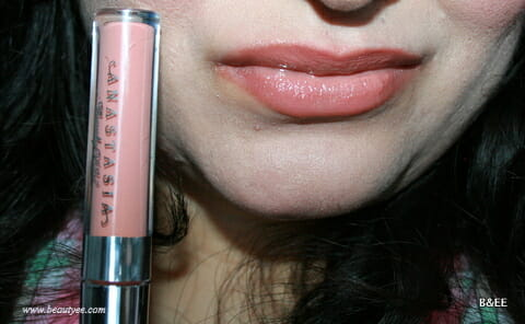Anastasia Beverly Hills Hydrafull Gloss Barely Review