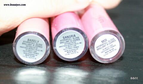 Anastasia Beverly Hills Hydrafull Gloss Review