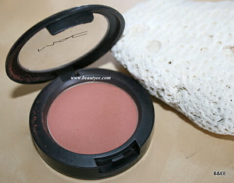 MAC Gingerly Blush Review