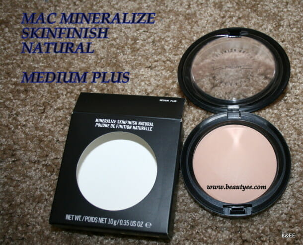 MAC Mineralized skin finish natural