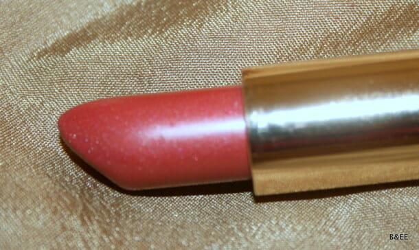 Elizabeth Arden lipstick in Coral