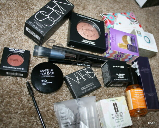 Haul and all….