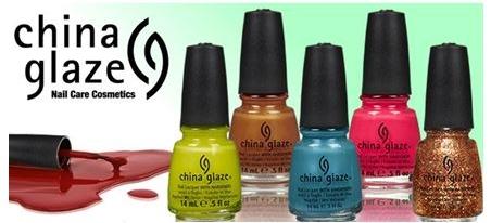 china glaze giveaway
