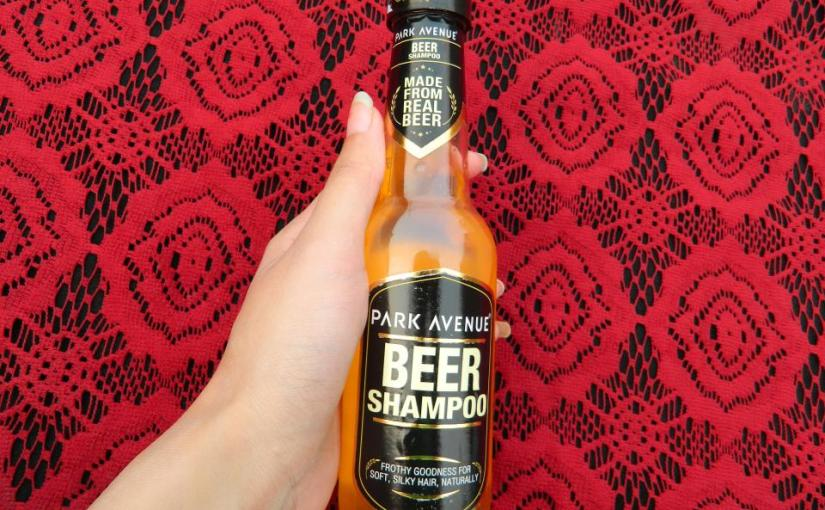 Park Avenue Beer Shampoo Review