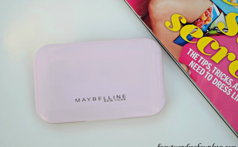 Maybelline Clear Glow All In One Fairness Compact Powder Review