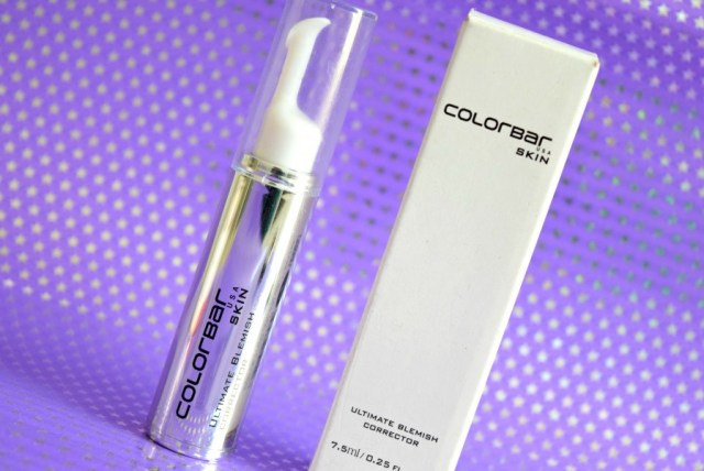 Colorbar Ultimate Blemish Corrector
