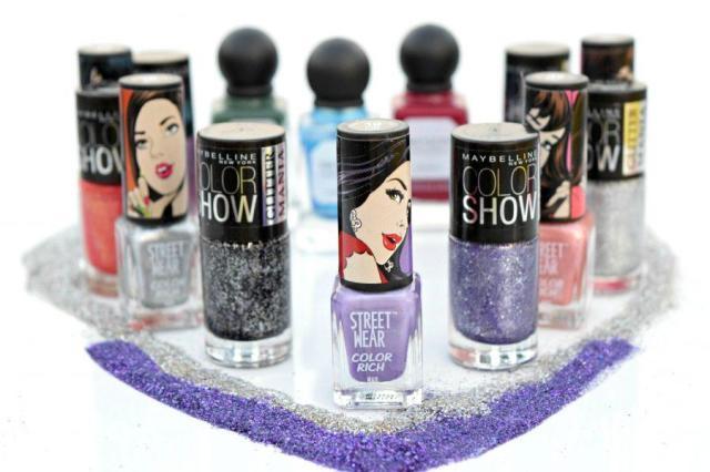 Maybelline Colorshow Glitter Mania