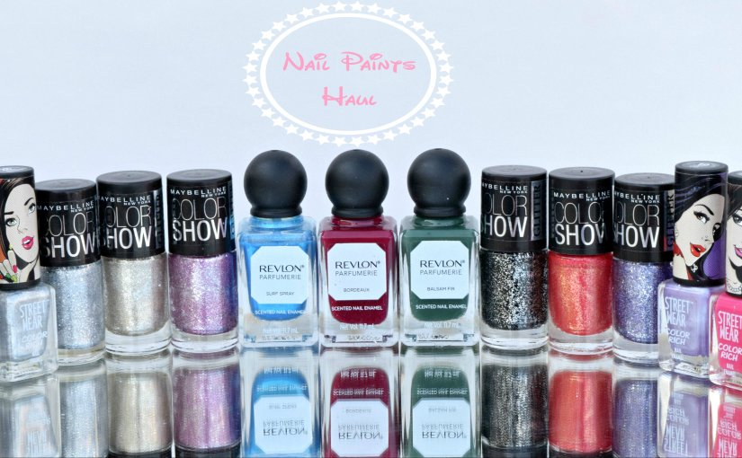 Body Shop Nail Paints