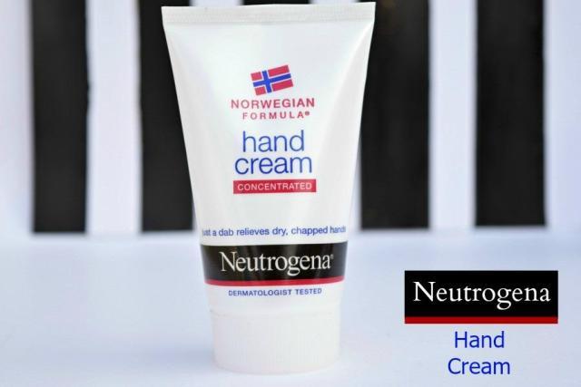 Neutrogena Norwegian Formula Hand Cream Review