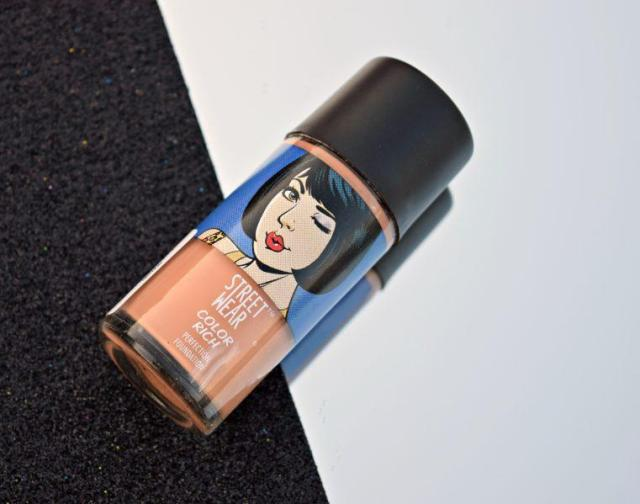 Streetwear Color Rich Perfection Foundation
