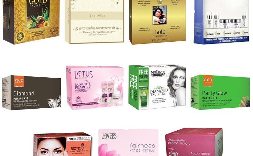 Top 11 Facial Kits in India: #Festive Season Special